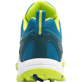 TROLLKIDS Rondane Hiker Low Shoes Kids, petrol/lime